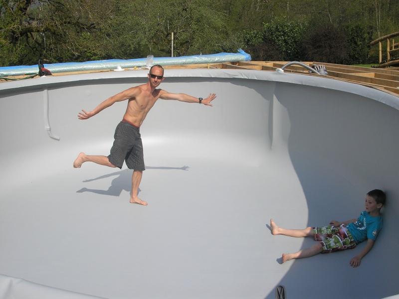 Devis liner piscine pose prix liner piscine tarif moyen for Construction piscine waterair eva