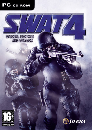 Swat 4 Weapons Mod