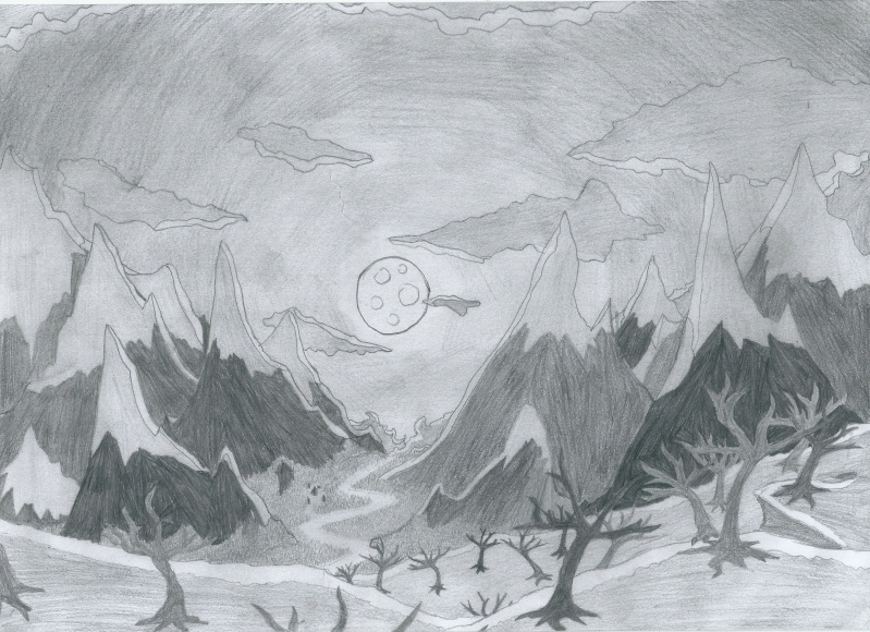 Galerie de soul of shade - Dessin sombre ...