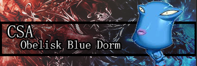 Ojama Blue Dorm