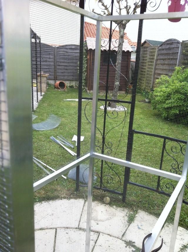 Et une nouvelle cage maison - Amenager une cage d escalier ...