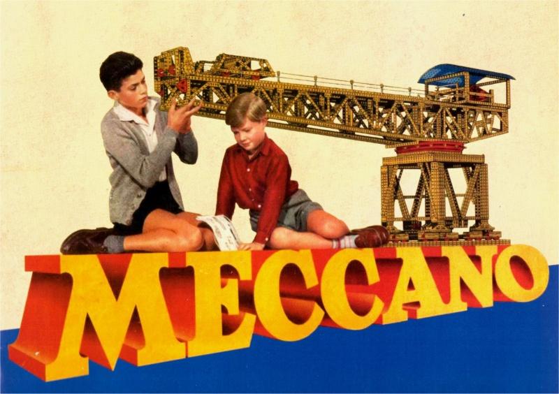 Grue Meccano