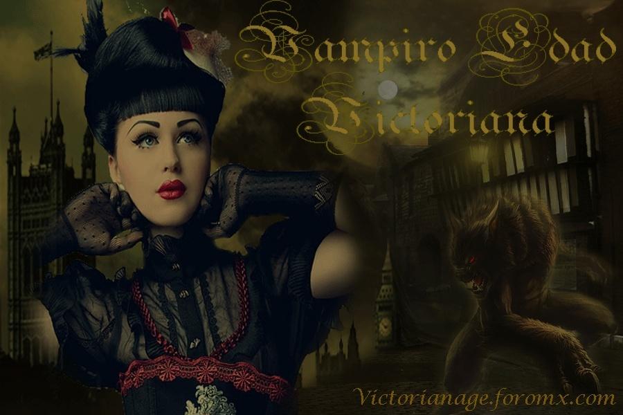 Vampiro Edad Victoriana
