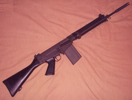 What prompted you to the FAL rifle? [Archive] - The FAL Files