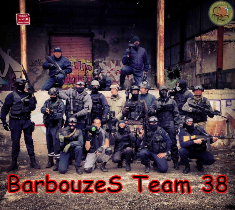 BarbouzeS Team 38